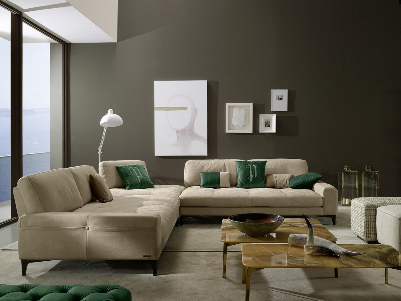 corner sofa ,velvet beige corner sofa with black legs, adjustable to size velvet corner sofa, goniakos kanapes veloudos me mavra modia, mpez kanapes xamilos monternos,