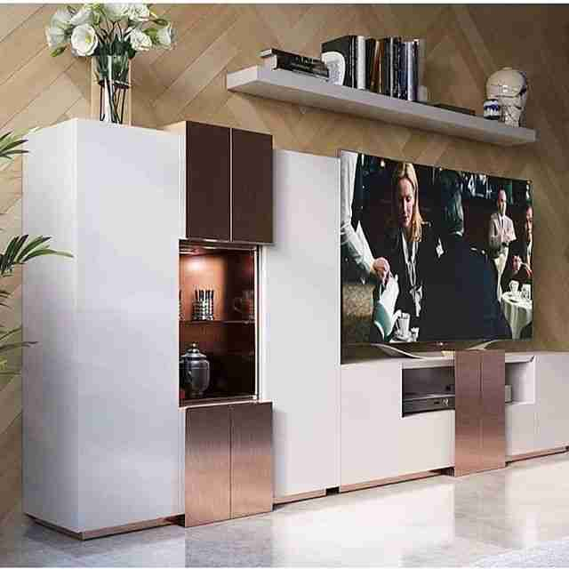 console, konsola, tv stand, white, book shelf, modern, andreotti, furniture, cyprus, limassol, epipla