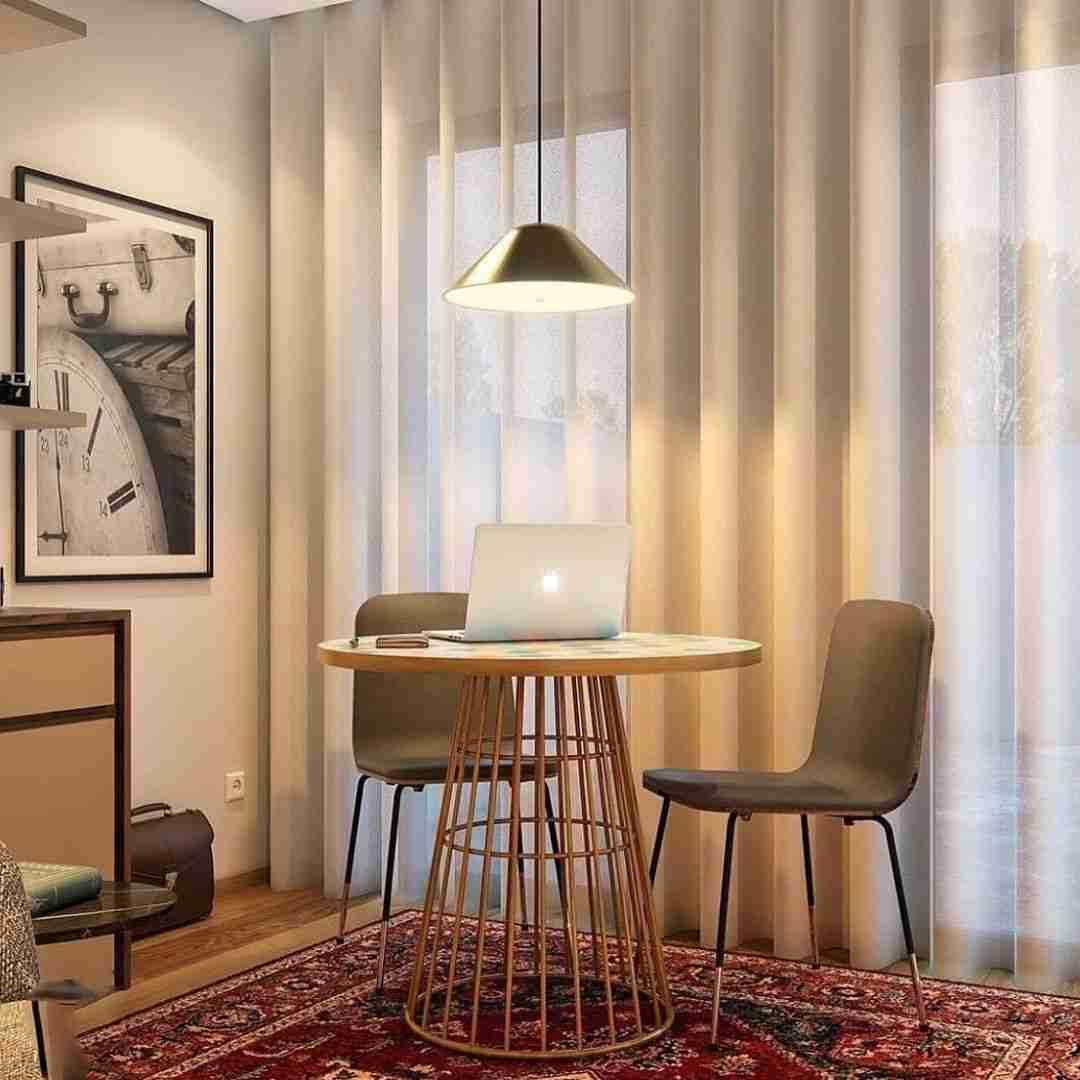 high table, stools, psilo trapezaki, skampo, modern furniture, andreotti, furniture, cyprus, limassol, epipla