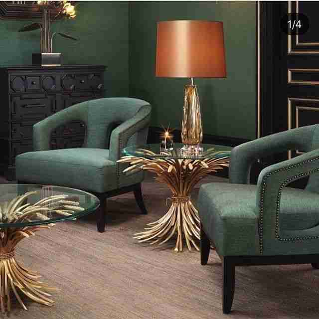 armchairs, polithrona, coffee table, side table, trapezaki, green armchair, accessories, deliver to pafos, andreotti, furniture, cyprus, limassol, epipla