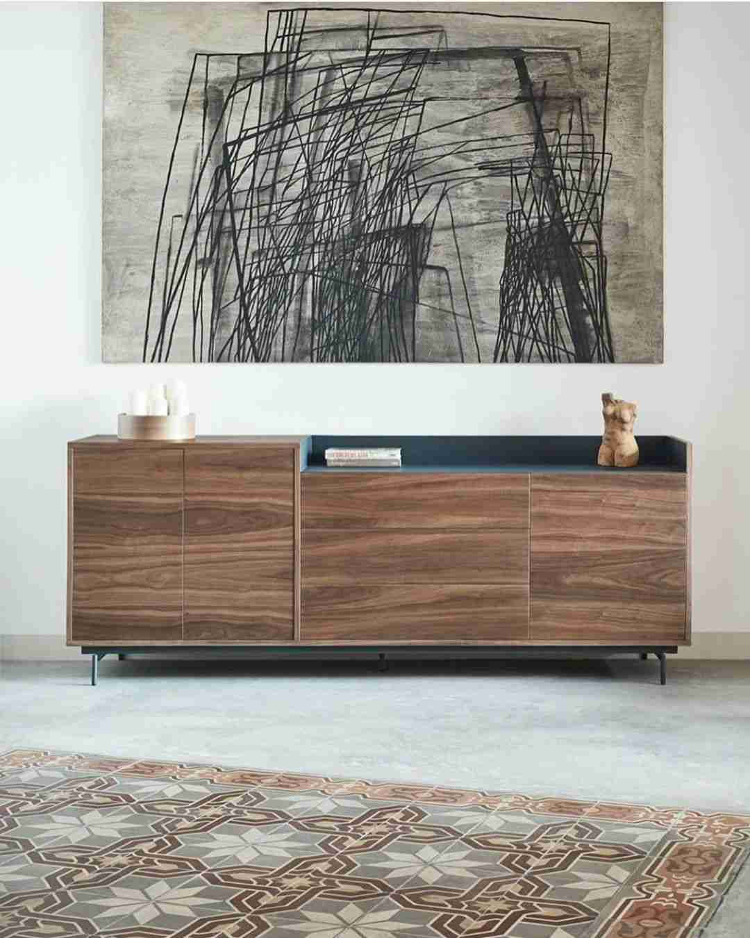 konsola, console, wooden, brown, kafe console, carpet, xali, modern, monterno, modern console, accessories, deliver to agia napa,andreotti, furniture, cyprus, limassol, epipla