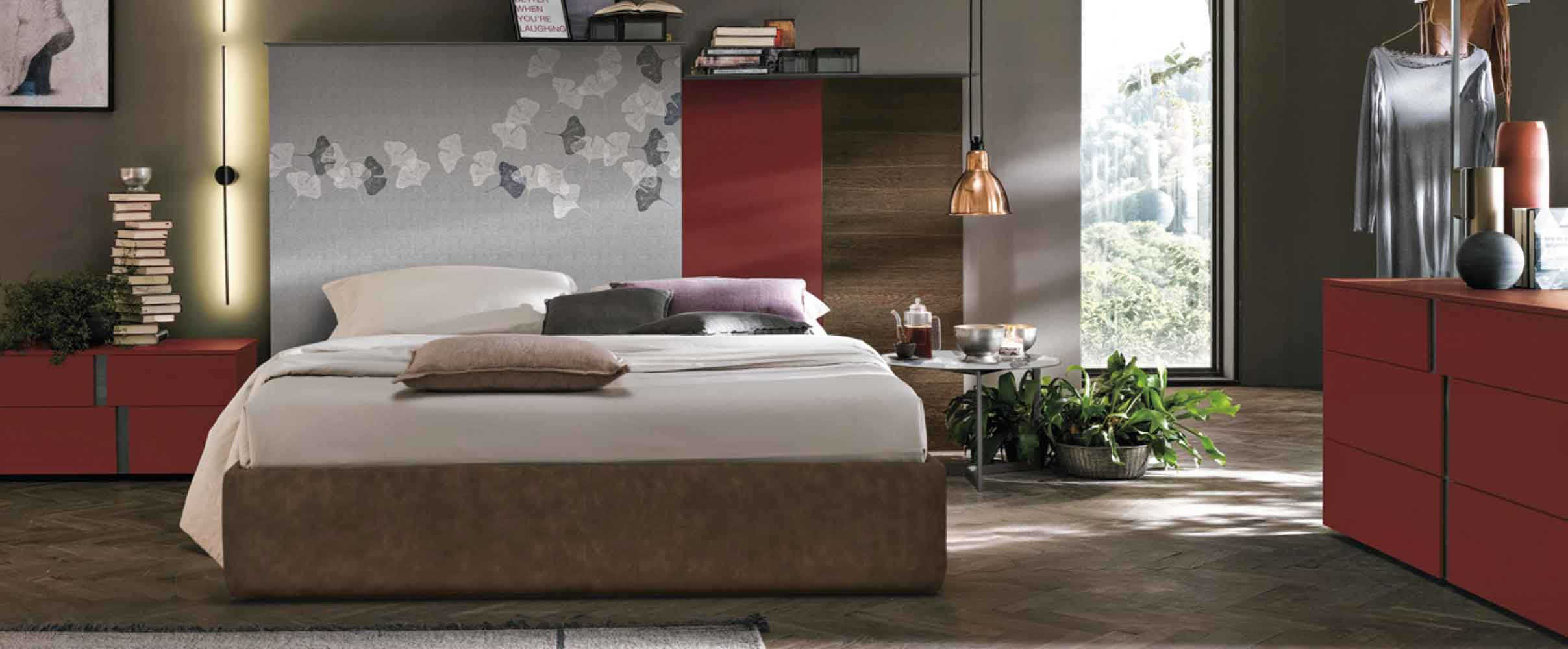 bed with no headboard, brown leather bed, 1.50cm, bed for indoor use, bed with mattress, modern small bed for indoor use, krevati esoterikou xorou, 1.50cm bed for indoor use